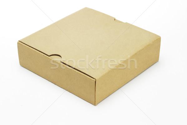закрыто бумаги окна подарок карт доставки Сток-фото © dezign56