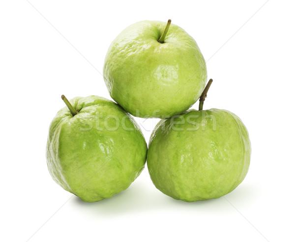 Tropische vruchten witte vruchten groep vers Stockfoto © dezign56