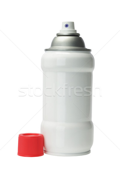 Aerosol Spray Can Stock photo © dezign56