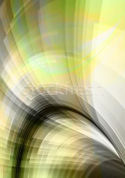 Abstract swirling geometric patterns  Stock photo © dezign56