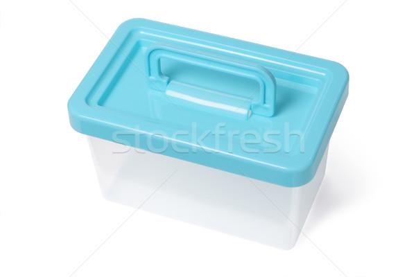 Empty Plastic Container Stock photo © dezign56