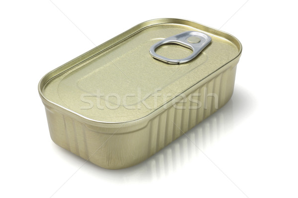 Tin Can Stock photo © dezign56