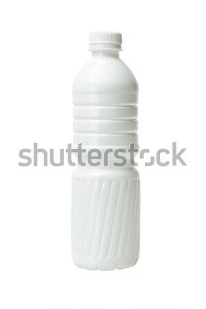 White Plastic bottle  Stock photo © dezign56