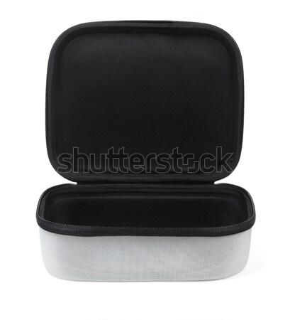 Open Accessory Carrying Case Stock photo © dezign56