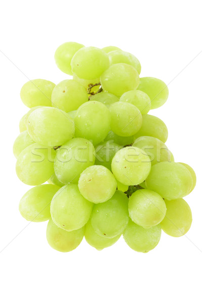 Groene druiven bos witte druiven object tak Stockfoto © dezign56