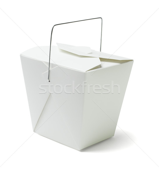Takeaway Food Container Stock photo © dezign56