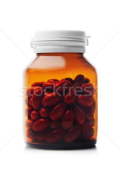 Health Supplement Stock photo © dezign56