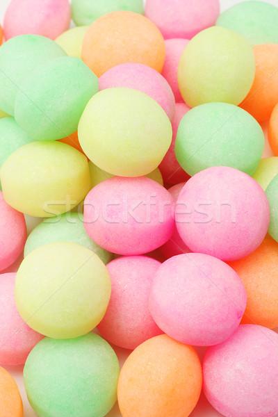 Colorful naphthalene balls Stock photo © dezign56