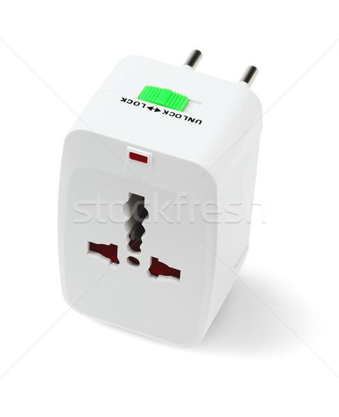 Universal Traveler Adapter Stock photo © dezign56