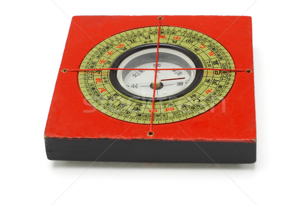 Chinese traditional compass Stock photo © dezign56