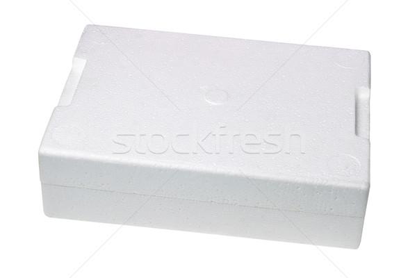 Styrofoam Storage Box Stock photo © dezign56