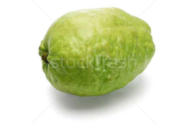 Fresh green guava fruit  Stock photo © dezign56