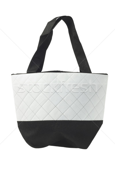 Black and White Hand Bag Stock photo © dezign56