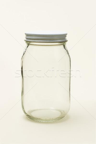 пусто стекла банку бесшовный цвета бутылку Сток-фото © dezign56