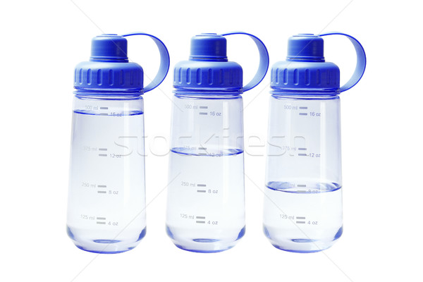 Plastic Water Containers  Stock photo © dezign56