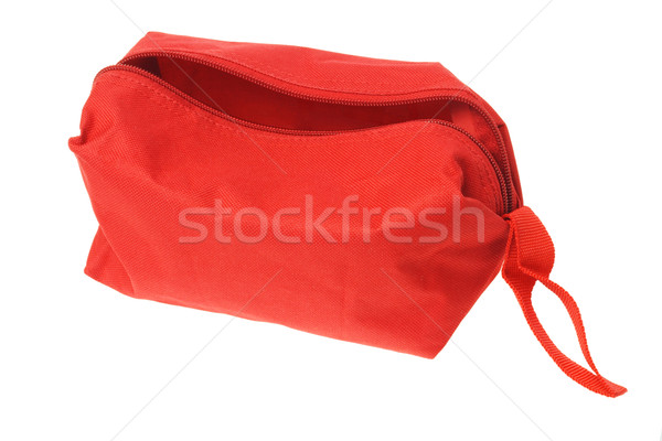 Open Red Hand Bag Stock photo © dezign56