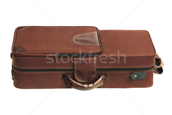 Carry Case For Brass Musical Instrument Stock photo © dezign56
