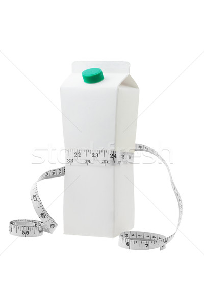Alimentation saine image lait carton Photo stock © dezign56