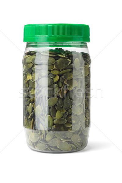 Pumpkin Seeds Stock photo © dezign56