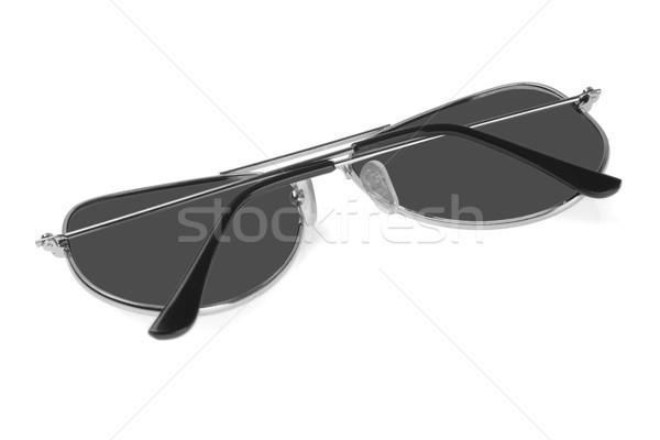 サングラス 金属 フレーム ファッション 黒 プラスチック ストックフォト © dezign56