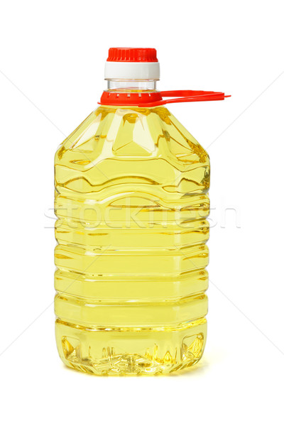 Plastic bottle of cooking oil  Stock photo © dezign56