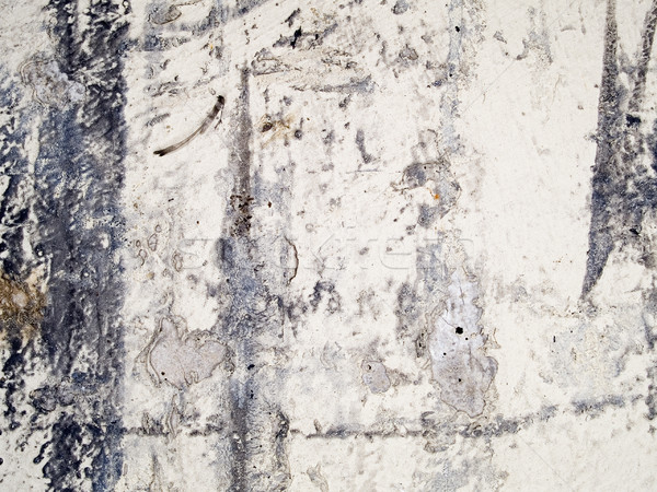 macro texture - concrete - discolored Stock photo © dgilder
