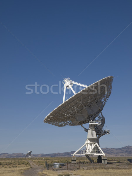 Very Large Array Radio Telescope Stock photo © dgilder