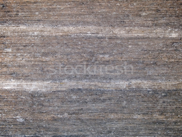 macro texture - metal - streaked Stock photo © dgilder