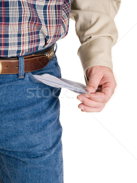 hands - broke cowboy Stock photo © dgilder