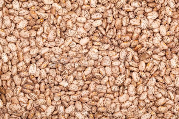 Food Ingredients - Pinto Beans Stock photo © dgilder