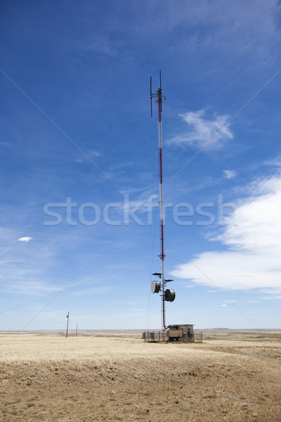радио связи башни точки южный Сток-фото © dgilder