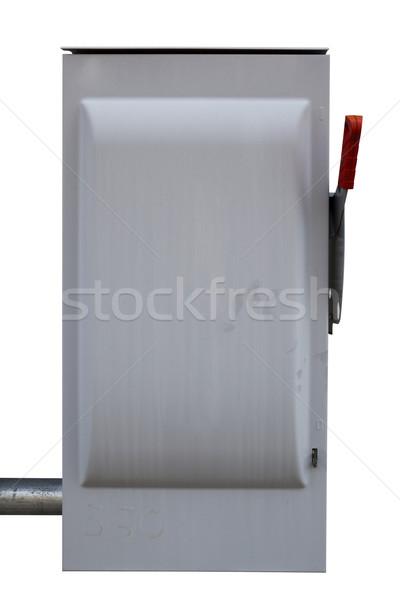 object - industrial power cutoff Stock photo © dgilder