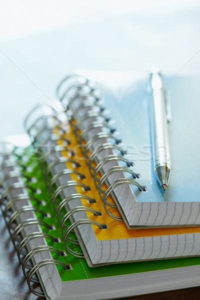 pen  Stock photo © diego_cervo