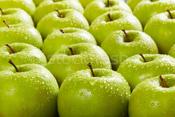 green apples Stock photo © diego_cervo
