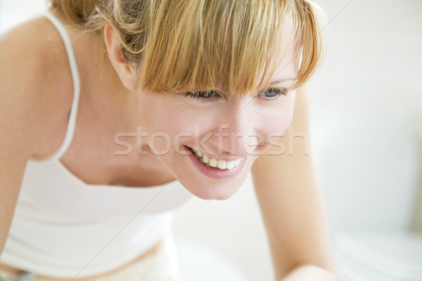 Stock photo: body care
