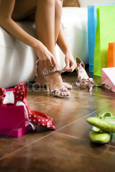 shopping Stock photo © diego_cervo