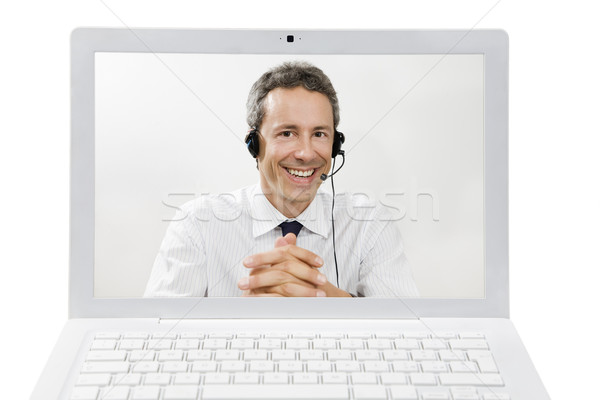 Stock photo: bureau