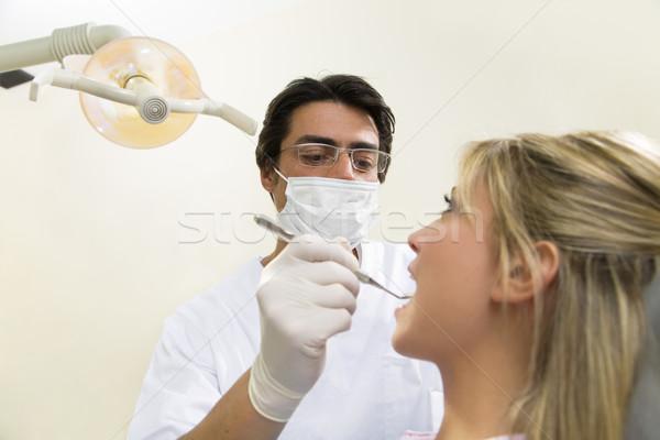 dentist Stock photo © diego_cervo