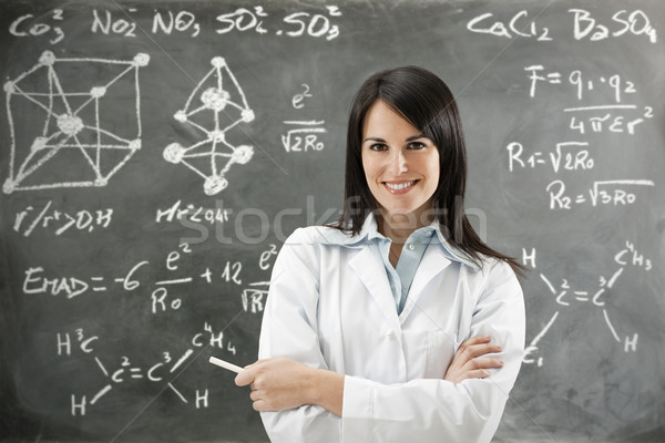 Stock photo: science