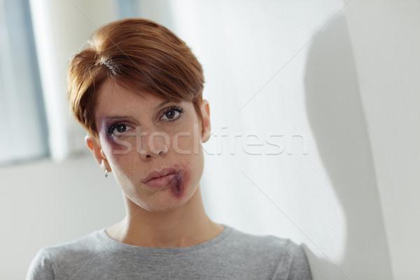 domestic violence Stock photo © diego_cervo