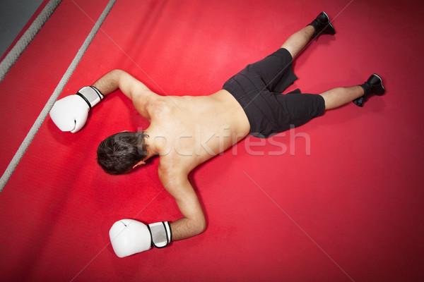 boxing Stock photo © diego_cervo