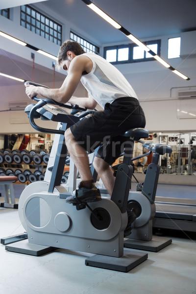 gym Stock photo © diego_cervo