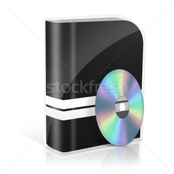 Pas description affaires logiciels marketing données Photo stock © digitalgenetics