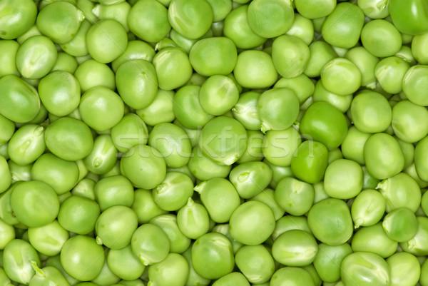 Pile of peas Stock photo © digitalr