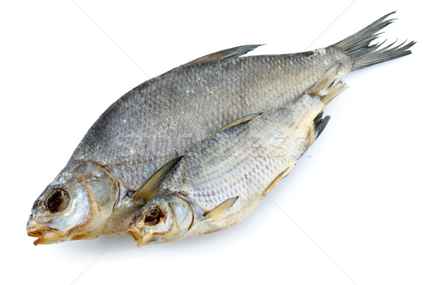 Dried bream and sea roach fishes Stock photo © digitalr