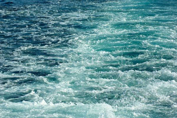 Ships wake Stock photo © digitalr