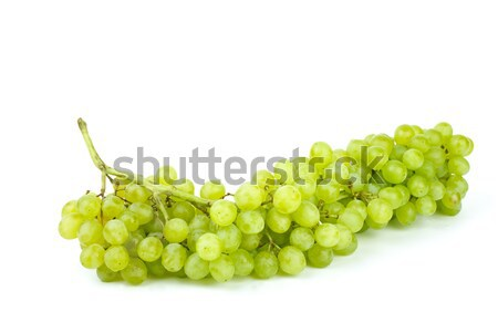Bunch of green seedless grapes Stock photo © digitalr