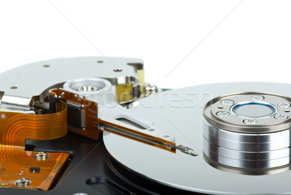Hdd drive from inside Stock photo © digitalr