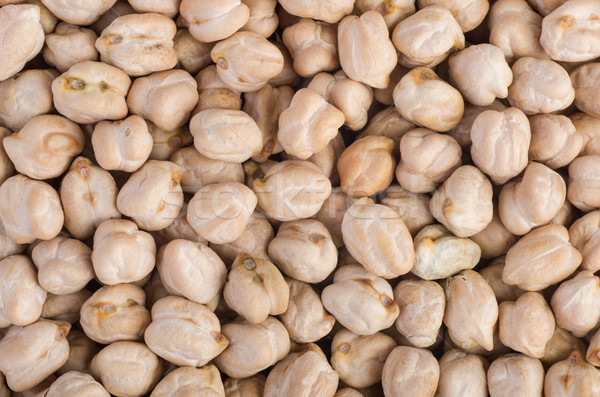 Abstract background of chick peas Stock photo © digitalr