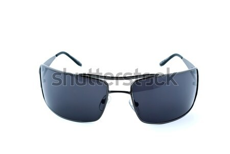 Black sunglasses frontal view Stock photo © digitalr